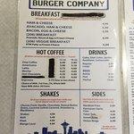 Great Hamburger and frys