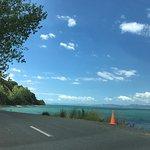 Beautiful coast line