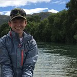 Brown Trout and Big Smiles