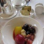 Jewel like Stewed Fruits