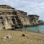 Photo of South Point (Ka Lae) and Green Sand Beach