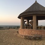 Photo de Khimsar Sand Dunes Village