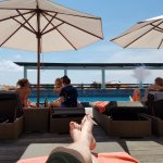 The ONE Legian - Rooftop Pool