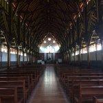 Inside Sikka Old Church