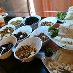 Foto de Uchisar Kaya Hotel Restaurant