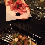 NYE dinner party at Vero Bistro. Amazing food, Chef Jenny really outdid herself tonight. The pla