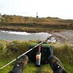 More rugged Alderney coastline for the keen hiker to explore