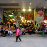 Shek Tong Tsui local market