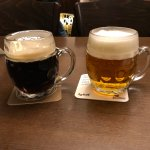 Which one is best?  The black beer or the pilsner?