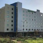 Schönes Hotel, netter Empfang  Motivierte Mitarbeiter, etwas abseits der Nationalstrasse