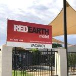 Red Earth Motel Foto