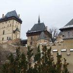 Karlstejn Castle Foto