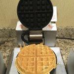 Waffles anyone