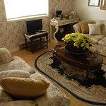 Grand Georgian Suite / Private Living Room