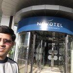 Photo de Novotel World Trade Centre Dubai