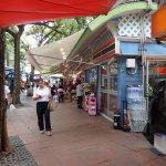 Photo of Sukhumvit Road street market