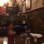 Small cozy restaurant, excellent food, average service