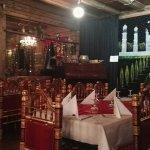 Nydelig restaurant med god mat og fortreffelig service.