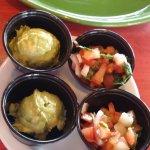Guacamole & pico