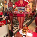 Ed's Easy Diner - Cardiff Foto