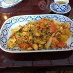 N.9 Pineapple Fried Rice