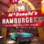 Nostalgic McDonald's sign