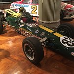 1965 Lotus Ford race car