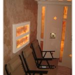 Private Himalayan Salt room fits up to 4 person at the time/30min session $25