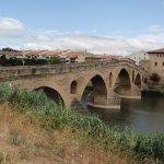 Puente romanico en un estado estupendo