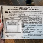 One of the passage tickets
