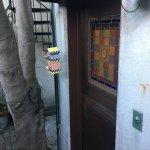 Chawton - door
