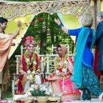 Fully Customizable Ceremony Spaces - Weddings at Five Bridge Inn [Photo: Michael J. Charles]
