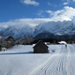 Bad Mitterndorf has excellent conditions for cross country skiing, , access is 1,3 km from hotel