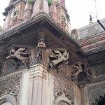 Varanasi Walks - just one of the intricate temples ©conniemotz.com