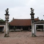 Ancient Communal House in Duong Lam