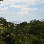 Sea view from verandah