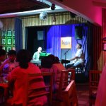Bamboo Room restaurant and live entertainment