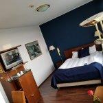 Foto de Radisson Blu Saga Hotel