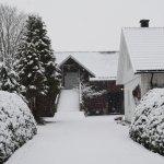 Jul på Stange Gjestegård
