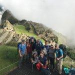 We made it to Machu Picchu!