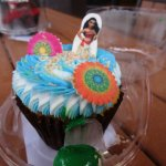 Yummy cupcake from Captain Cook's