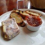 Very rare on menus here, Prima has great Foie Gras!