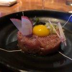 Toro Tartare with Caviar and Quail Egg