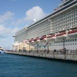 Royal Naval Dockyard - Cruise Pier