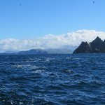 Skellig Michael on our approach