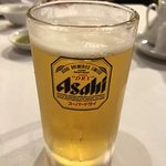 Asahi during Lunch!