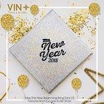 HAPPY NEW YEAR 2018 Everybody 🎆 - VIN+ SEMINYAK BALI