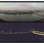 江景房間的日與夜