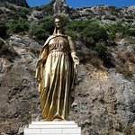 Statue of the Holy Virgin Mary