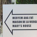 Foto de Meryemana (The Virgin Mary's House)